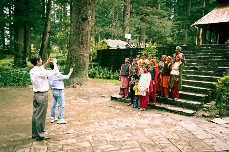 Hidimba Temple, Manali, India