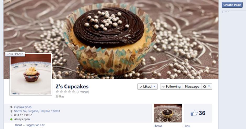 Z's cupcakes