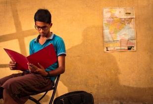 Portrait, Education