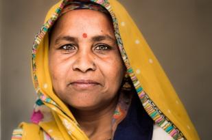 Portrait, Working Women of India
