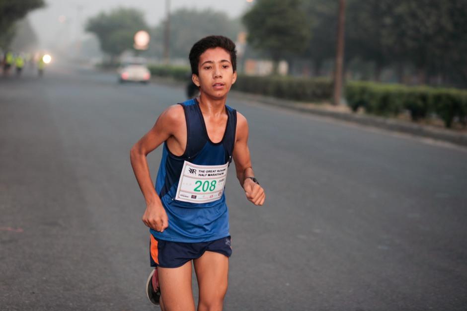Rohini Half-Marathon